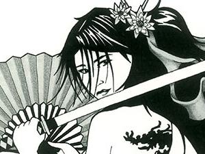 Kunoichi and Nezumi.
