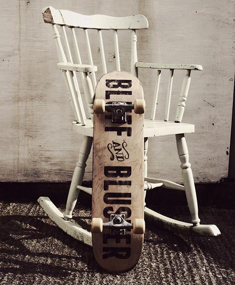skateboard---b&b